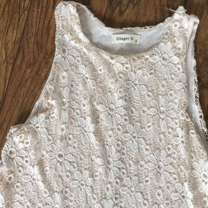 Ginger G Lace Dress